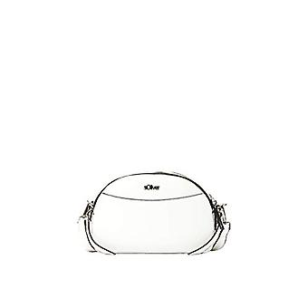 s.Oliver (Bags) 201.10.003.30.300.2037047, City Bag, Tasca Donna, Bianco (0210 White), One Size