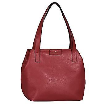 Tom Tailor Acc Miri Zip, Buyer Woman, Red, L