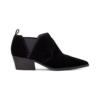 Nine West Womens Cahluz Almond Toe Ankle Fashion Boots