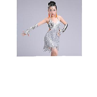 Ammatillinen Fringe Ballroom latinalainen tanssimekko