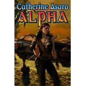 Alfa av Catherine Asaro (Pocket, 2007)