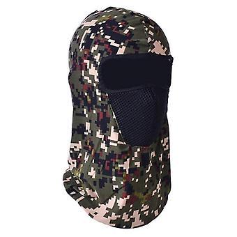 Fiets winddichte volledige masker warme sjaal