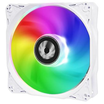 BitFenix Spectre SE ARGB LED Fan and Controller Kit White Triple Pack - 120mm