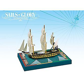 Sails of Glory: HMS Leander 1780 / HMS Adamant 1780 Board Game