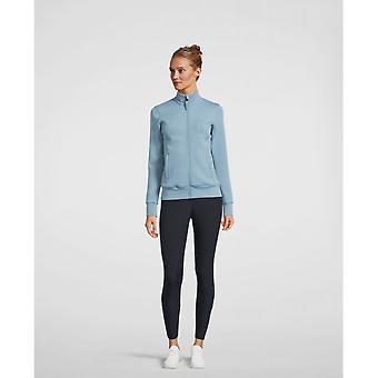 PS of Sweden Ps Of Sweden Faith Womens Zip Up Sweater - Aqua