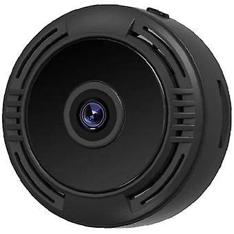 Mini Nachtsichtkamera Videorecorder Home Security mit HD Kamera Bewegungserkennung Kamera Mini Kamera für Videoaufnahme Schwarz, HD Kamera Ausrüstung (Schwarz)