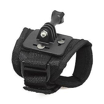 Support de bande de bande de bracelet de rotation de 360 degrés pour des accessoires de photographie d'appareil-photo