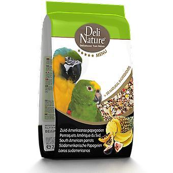 Beyers Deli Menu Parrots Nature Latinoamerica (Birds , Bird Food)