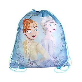 Замороженные девушки Природа - волшебная сумка с завязкой