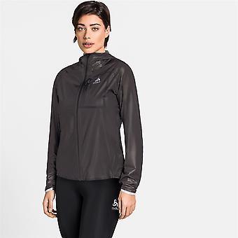 Odlo Jacket ZEROWEIGHT DUAL DRY WATERPROOF in black
