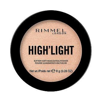 Compact Bronzing Powders High'Light  Rimmel London Nº 002 Candleit (8 g)