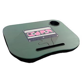 دفتر الوقوف DKD الرئيسية ديكور كاسيت LED PVC (48 × 38 × 7 سم)