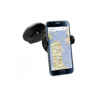 Mobile Support for Cars SBS TESUPUNIONETOUCH Black