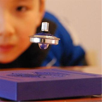 Kids Magnetic Spinning Tops Levitation Magic Gyro Gyroscope Toy| Topos giratórios