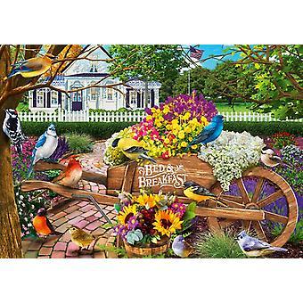 Bluebird Bed & Breakfast Jigsaw Puzzle (1000 Pieces)