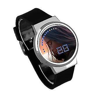 Waterproof Luminous Led Digital Touch Watch - Raya And The Last Dragon