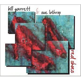Garrett/Lothrop - importation USA Red Shoes [CD]