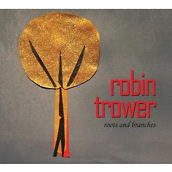 Robin Trower - Roots & Branches [CD] USA import