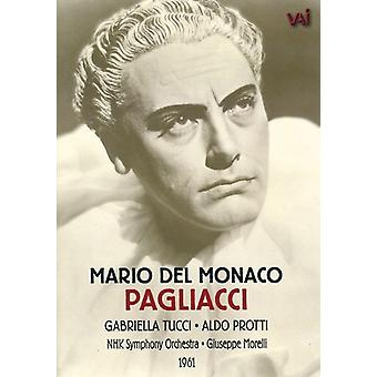 R. Leoncavallo - Leoncavallo: Pagliacci [DVD Video] [DVD] USA import