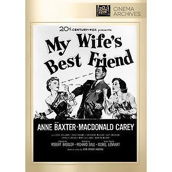 Mijn vrouw Best Friend [DVD] USA import