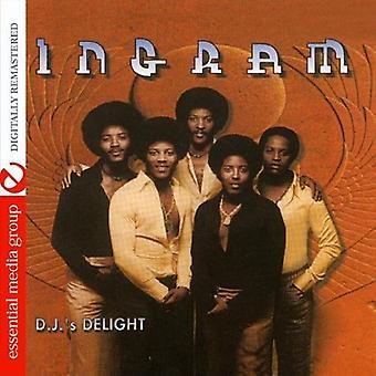 Ingram - Hits Anthology [CD] USA importeren