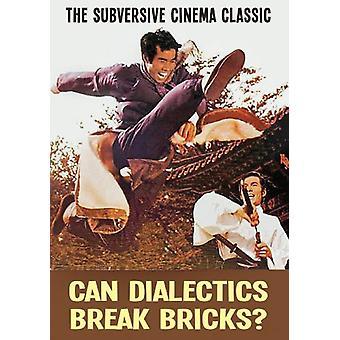 Kan importere dialektikk bryte murstein [DVD] USA