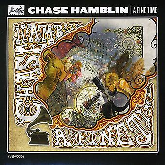 Chase Hamblin - Fine Time EP [CD] USA import