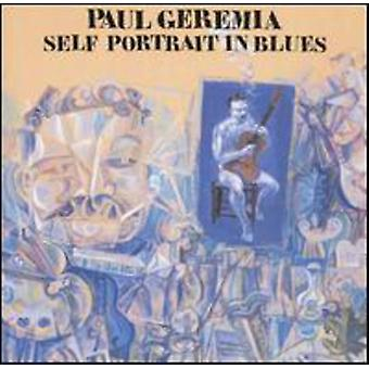 Paul Geremia - Self Portrait in Blues [CD] USA import