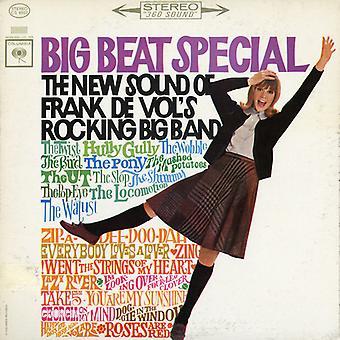 Frank De Vol - Big Beat Special [CD] USA import