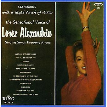 Lorez Alexandria - Singing Songs Everyone Knows [CD] USA import