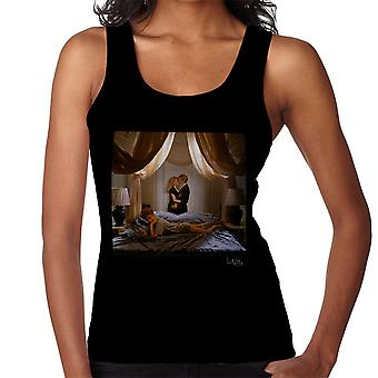 David Bowie Susan Sarandon And Catherine Deneuve The Hunger Movie Women's Vest