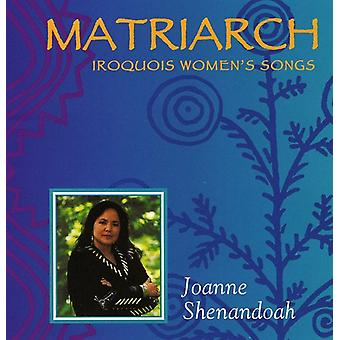 Joanne Shenandoah - Matriarch [CD] USA import