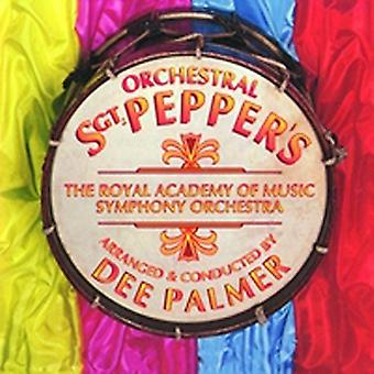Dee Palmer - Orchestral Sgt. Peppers [CD] USA import