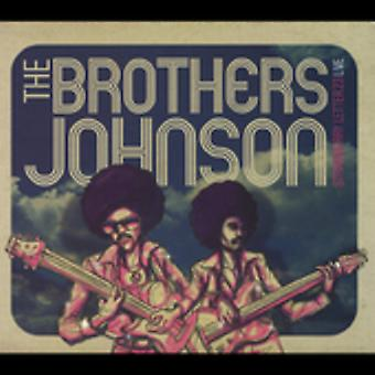 Brothers Johnson - Strawberry Letter 23-Live [CD] USA importieren