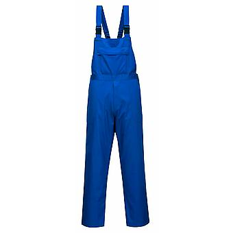 Portwest - Workwear Chemical Resist Bib& Brace Coverall Dungarees