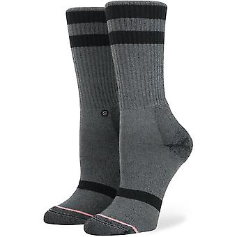 Stance Classic Uncommon Crew Crew Socks in Black