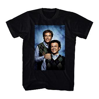 Step Brothers Poster Men's Black T-shirt