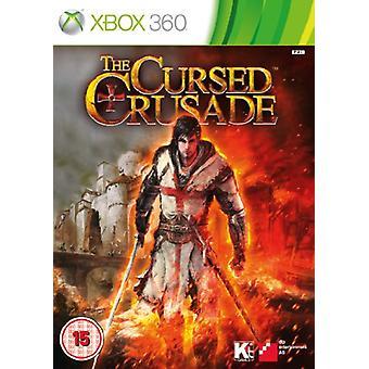 Croisade maudite (Xbox 360) - Factory Sealed