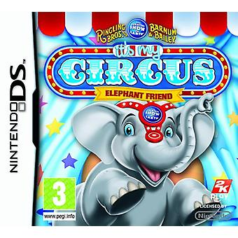 Its My Circus! (Nintendo DS) - As New