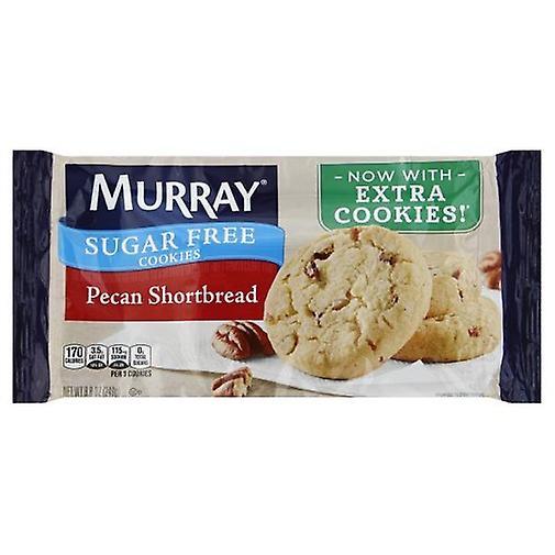 Murray cukru wolna Pecan Shortbread Cookies dodatkowych