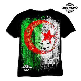 Zoonamo T-Shirt Algerije voor classic