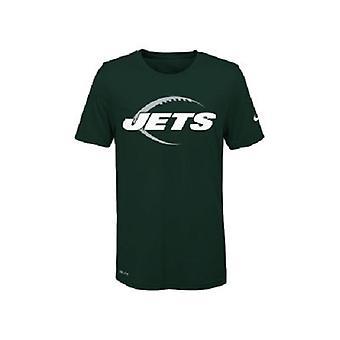 New York Jets Jugend NFL Nike Legend T-Shirt