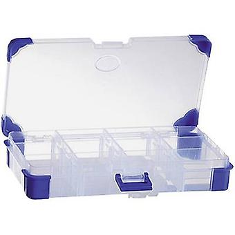 VISO Assortment box (L x W x H) 165 x 90 x 30 mm No. of compartments: 12 variable compartments 1 pc(s)
