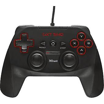 Trust GXT 540 PC Gamepad, Black PlayStation 3