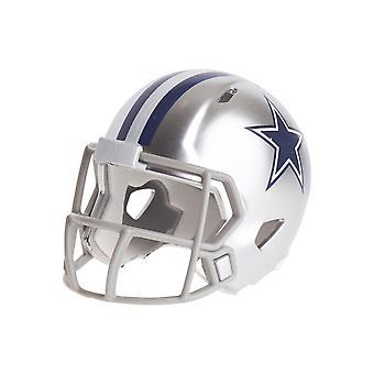 Cascos de Riddell speed pocket football - NFL Dallas Cowboys