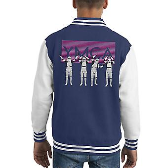 Original Stormtrooper YMCA Kid Varsity Jacket