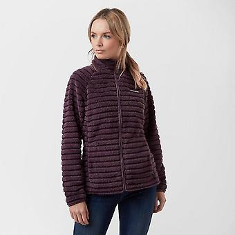 New Craghoppers Women's Amberly Full Zip Fleece Purple (en)