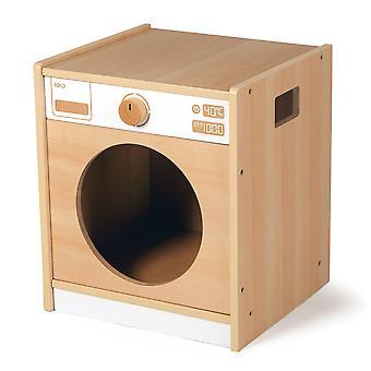Tidlo in legno Toddler lavatrice fingere Roleplay cucina accessori