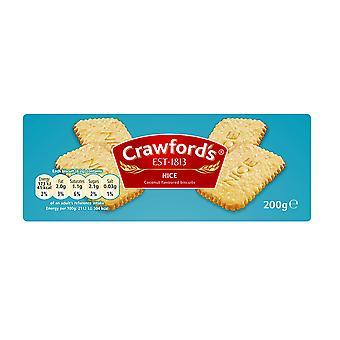 Crawfords Nice Biscuits