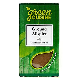 Green Cuisine Ground All Spice